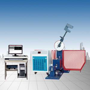 南川区JBDW-300D微机控制全自动超低温冲击试验机